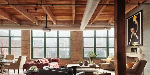 Sophisticated Lofts Loft Apartment Design Ideas