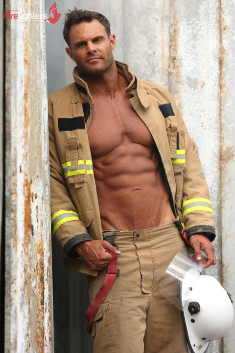0b5e57ccf 24 Photos From The 2018 Australian Firefighters Calendars