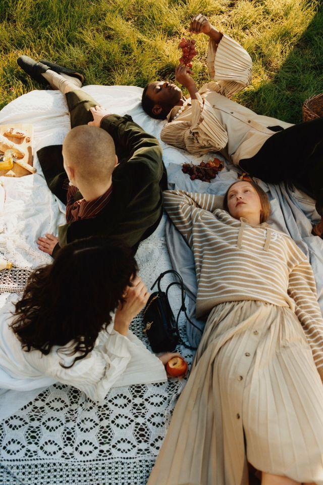 yoox, jw anderson, jonathan anderson, designer, fashion, collaboration, capsule collection, yoox collaboration, picnic