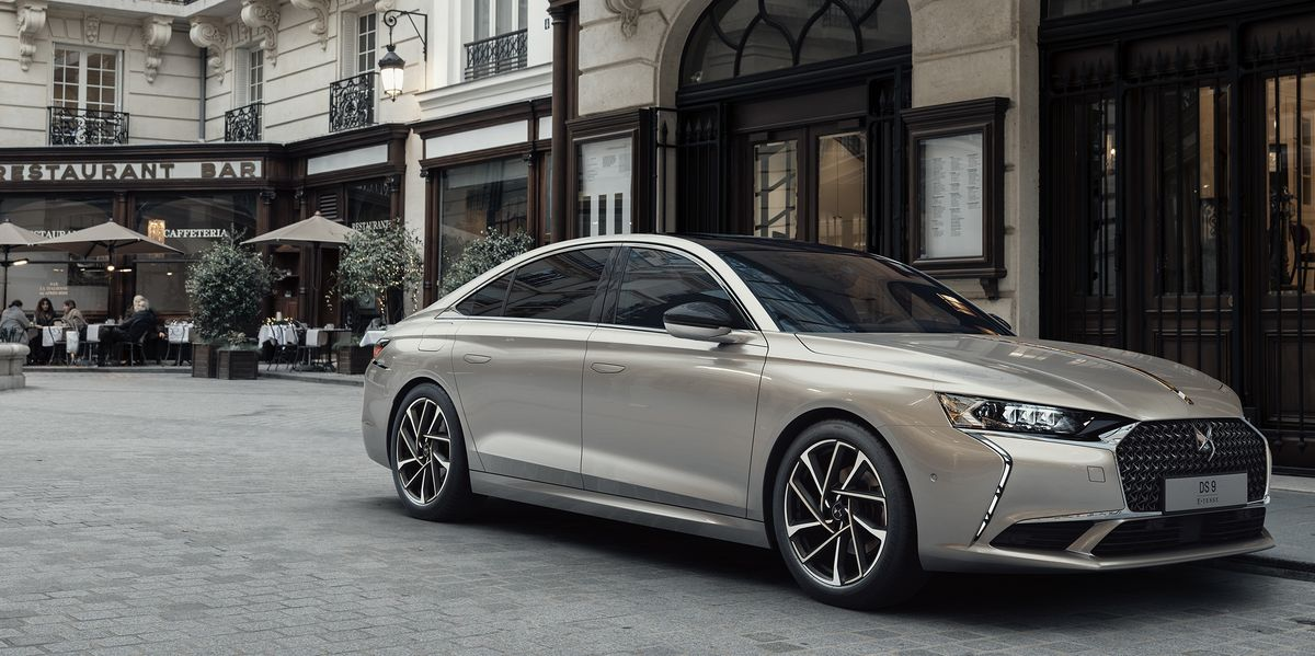 France's DS Comes Up with an Answer to Mercedes E-Class, BMW 5-Series
