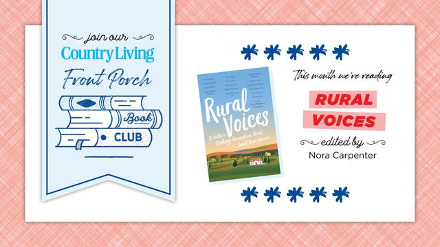 rural voices 15 authors challenge assumptions about small town america
