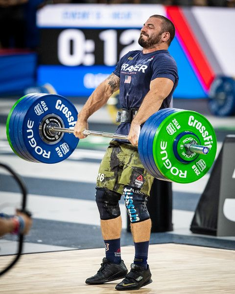 Mat Fraser's 5 Tips for Crushing CrossFit Workouts After the Open