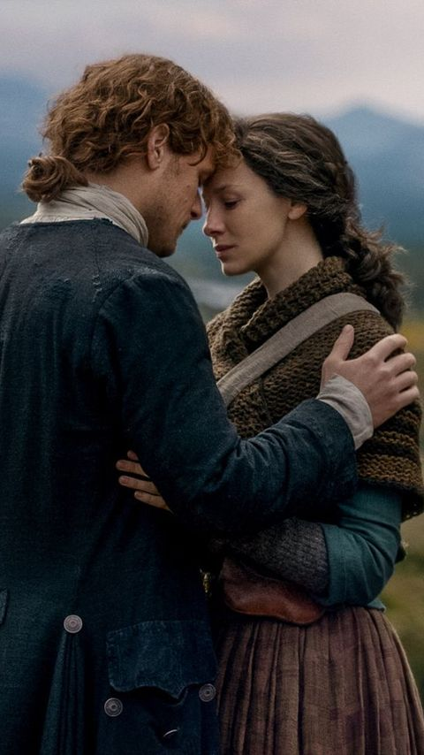 Outlander Fans Are Less-Than-Pleased By the Show's Emmy Nominations Snub