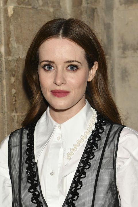 claire foy 2021 hair color trends