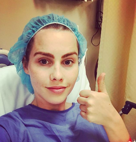claire holt miscarriage the originals actress shares miscarriage
