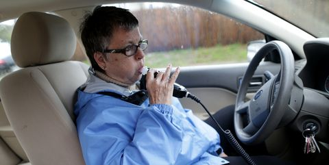 ignition interlock device for repeat dui offender
