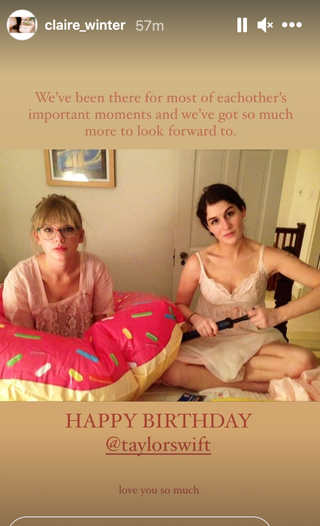 taylor swift 31st birthday