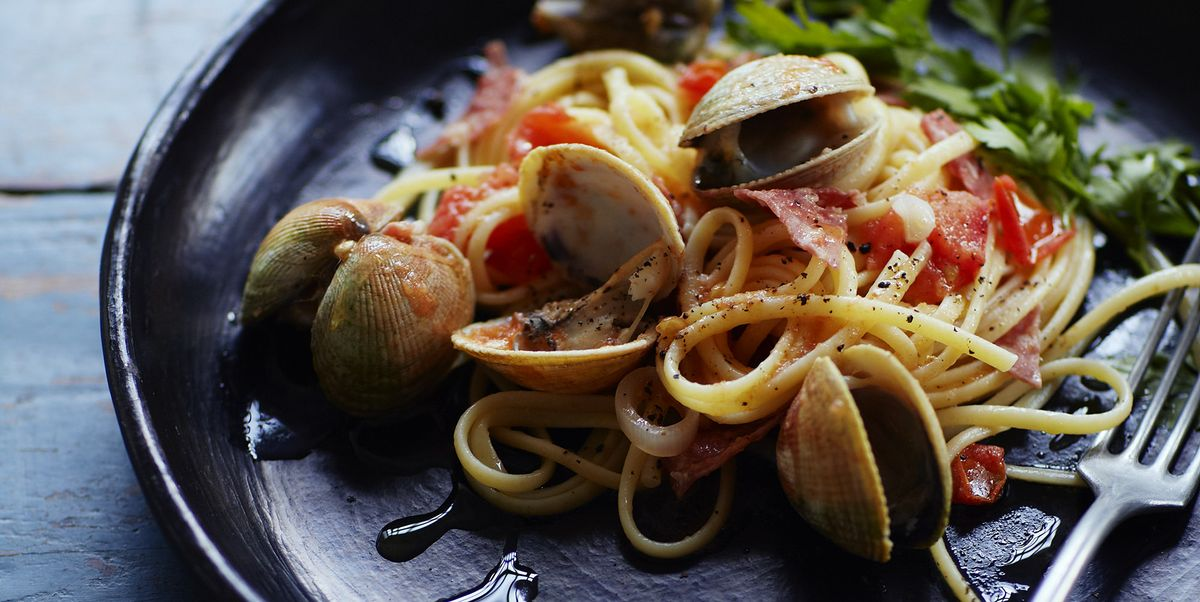 Clam linguine recipe