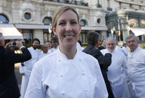 Chef, Cook, Smile, Uniform, Event, Tourism, Moustache,