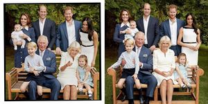 Royal Family | ELLE UK