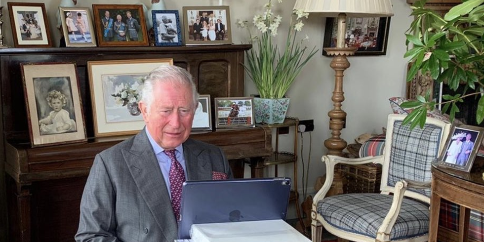 Prince Charles Gives Fans a Rare Look Inside His Birkhall Residence in Scotland