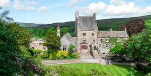 Clarghyll Hall - Cumbria - front - Savills