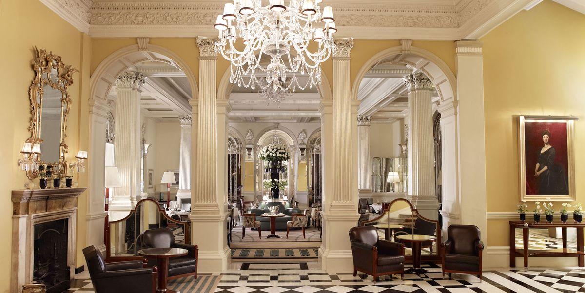 London's Iconic Claridge's Hotel Will Now House Hospital Workers Fighting the Coronavirus Pandemic