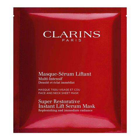 clarins masque sérum liftant multi intensif masker