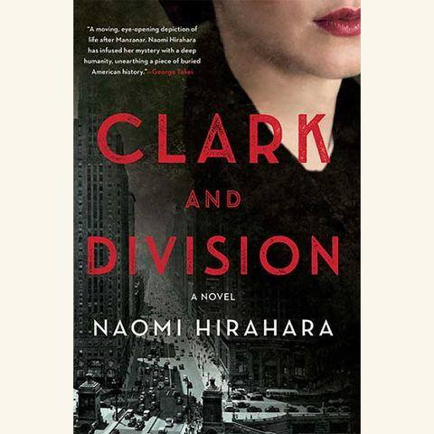 clark and division, naomi hirahara