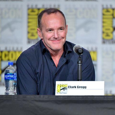 Clark Gregg at San Diego Comic-Con 2019