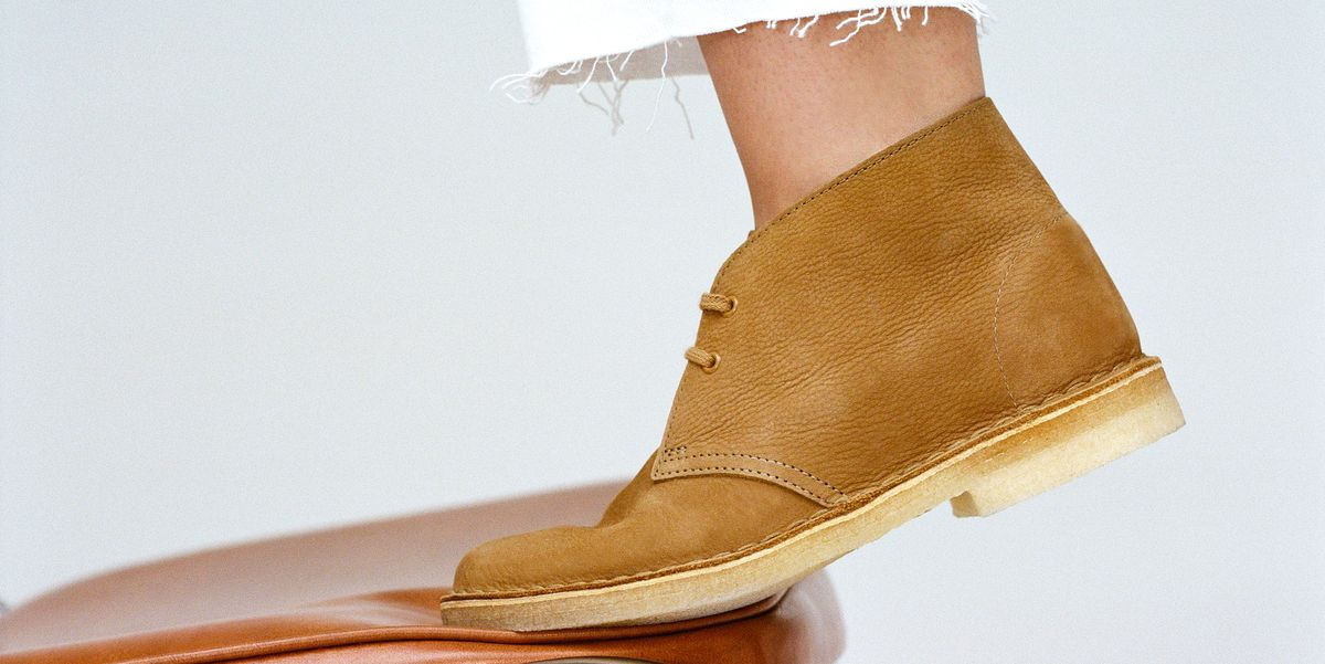 To wear desert boots when How to
