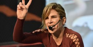 Jillian Michaels at the Wellness Your Way Festival - Day 1