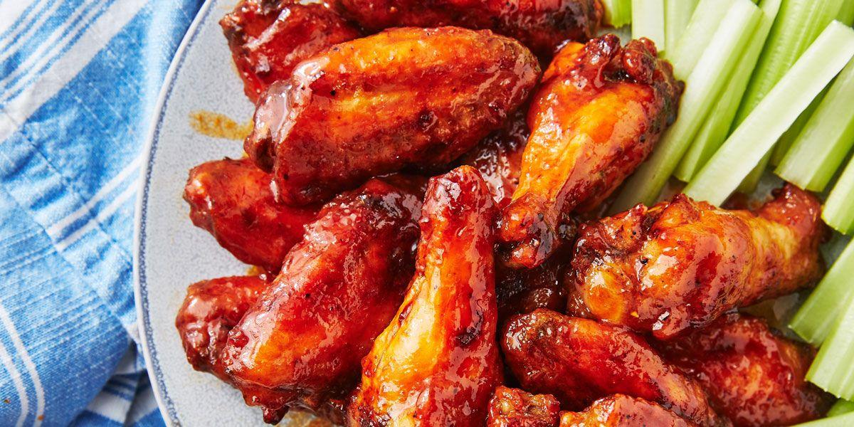 Best Classic Buffalo Wings Recipe How To Make Baked Buffalo Chicken Wings