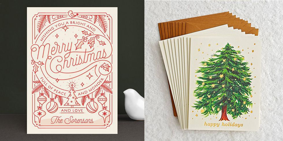 Christmas Greeting Card Ideas.These Retro Christmas Cards Will Surprise And Delight Your Relatives