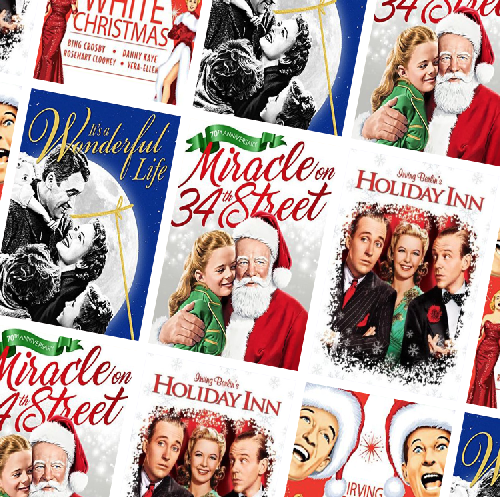 35 Classic Christmas Movies Best Black And White Christmas Films