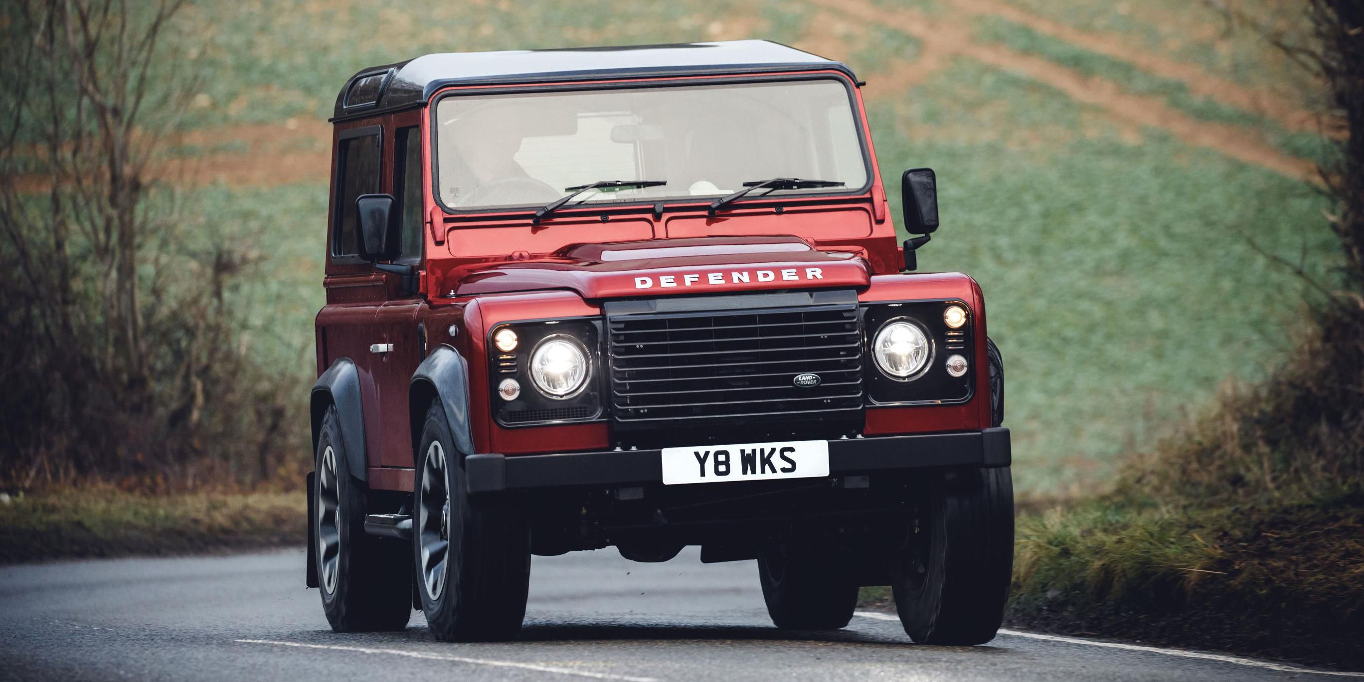 The 20 Best Classic Off Roaders