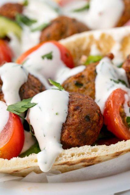 falafel recipes