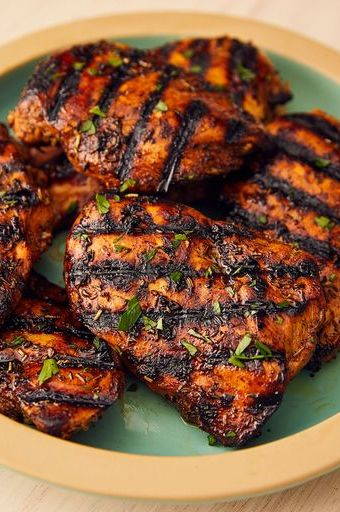 grilled chicken recipes