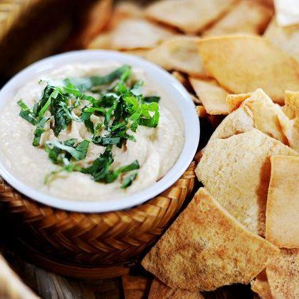 classic hummus super bowl snacks