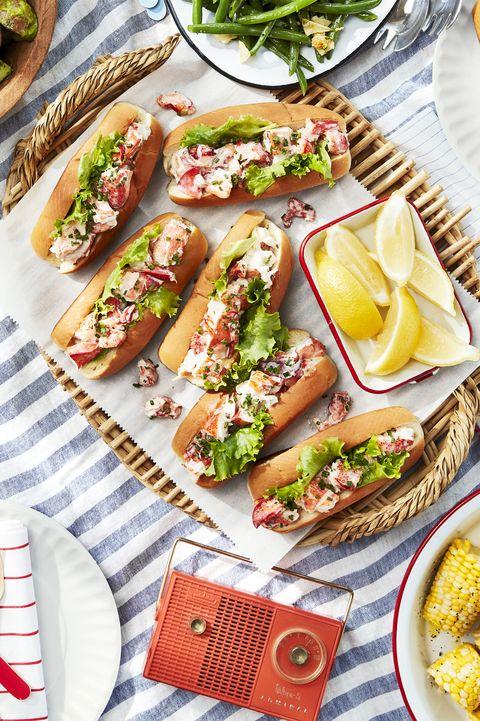 classic lobster rolls