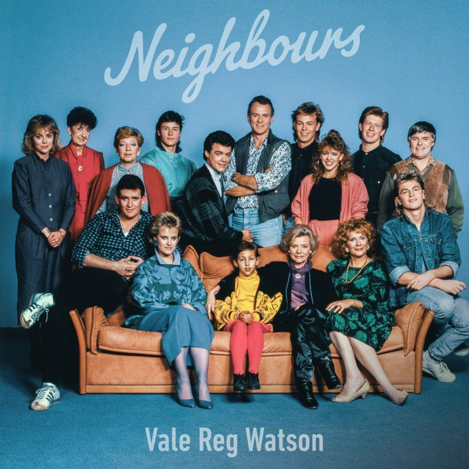 Neighbours pays tribute as its legendary creator Reg Watson passes away