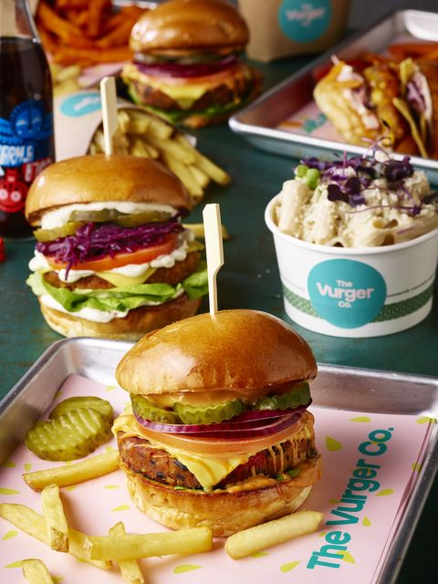 Vurger Co Best Vegan Restaurants