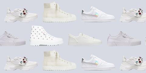 best classic white sneakers