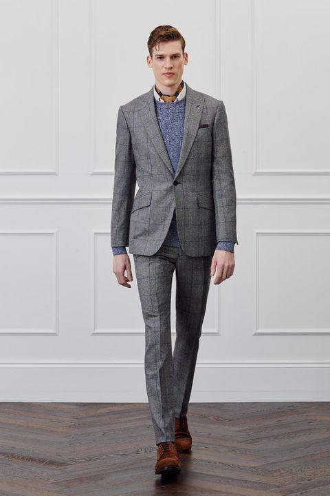 hackett london ropa hombre otoño classic reinvented
