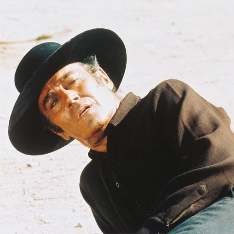 Henry Fonda In The West