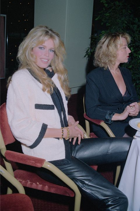 Blond, Sitting, Leg, Event, Thigh,