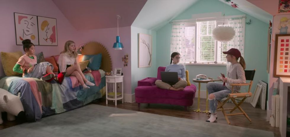 Netflix S The Baby Sitters Club Set Design All About Every Girl S Room