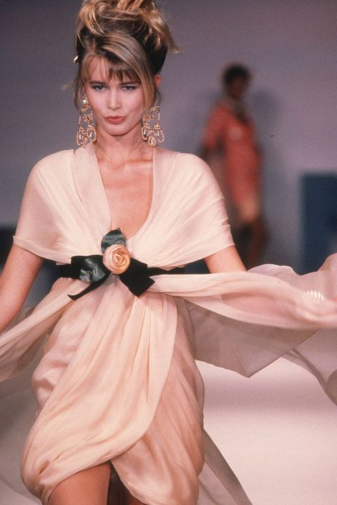 chanel   runway   haute couture springsummer 1990 1991