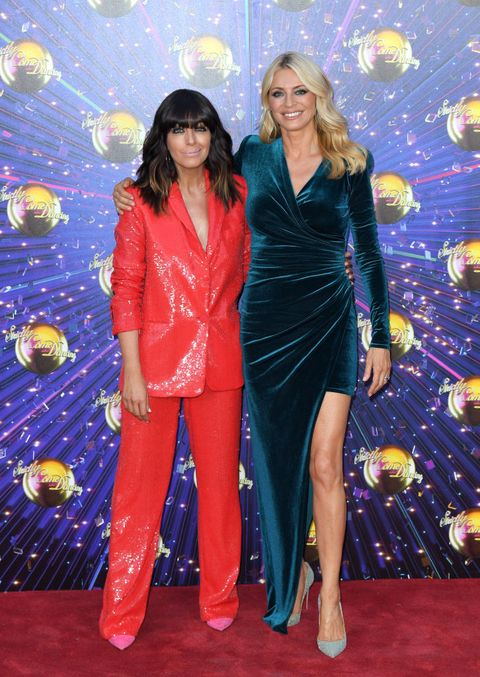 """""""strictly come dancing"""" launch show   red carpet arrivals"""