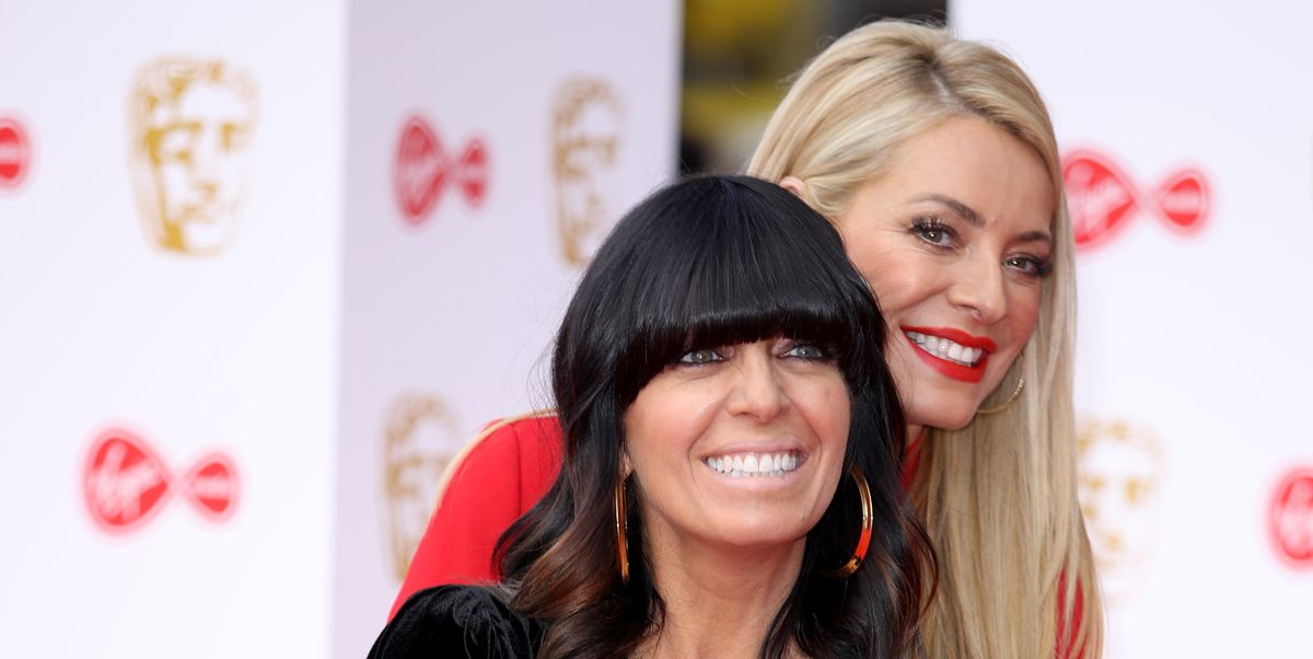 Tess Daly shares behind the scenes snap during Strictly filming with Claudia Winkleman