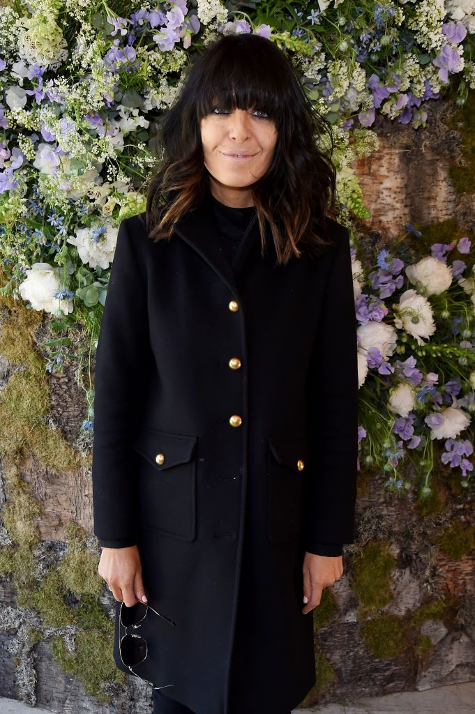 Strictly's Claudia Winkleman wears the perfect white shirt from Marks & Spencer