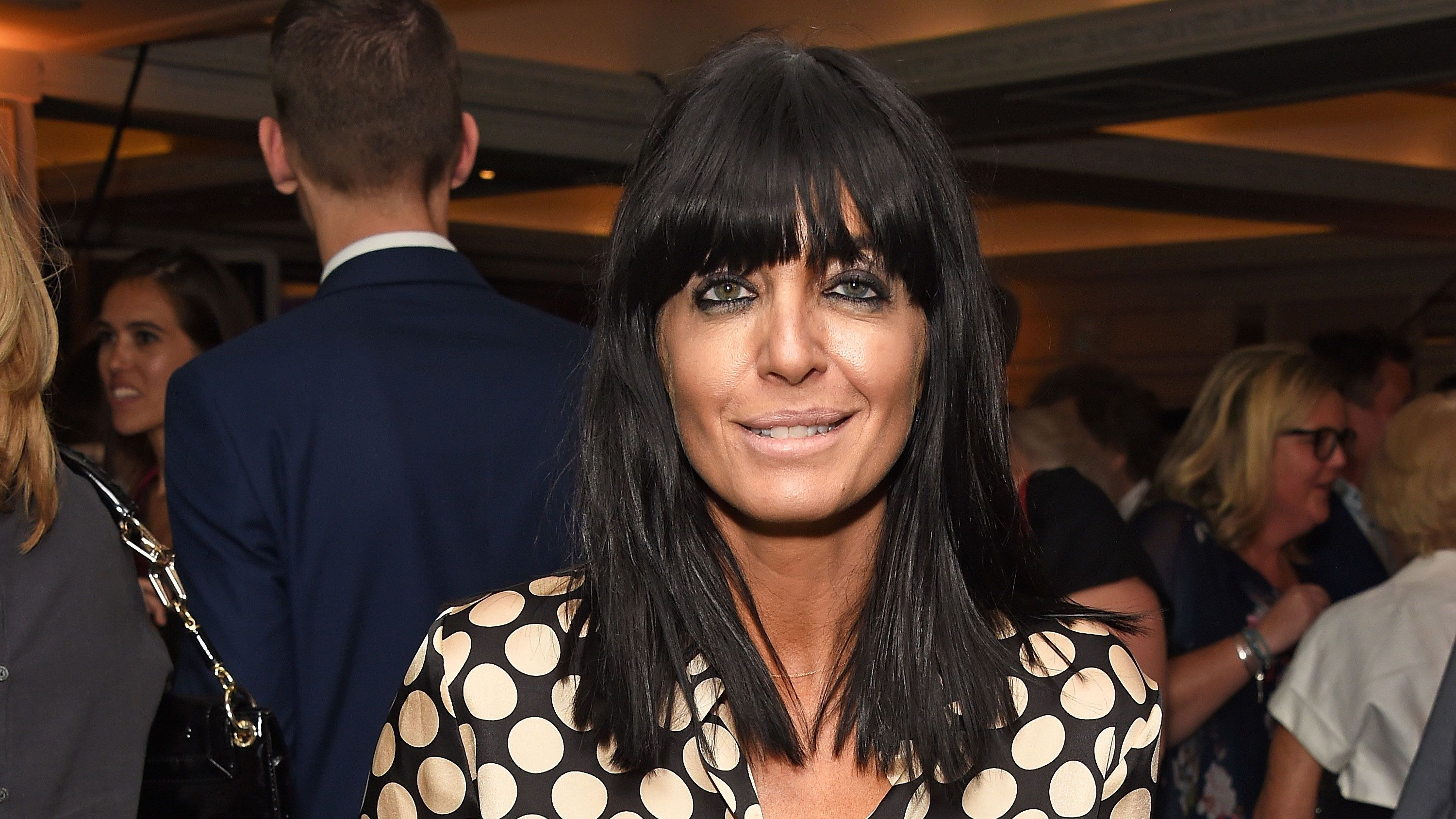 Claudia winkleman hair colour