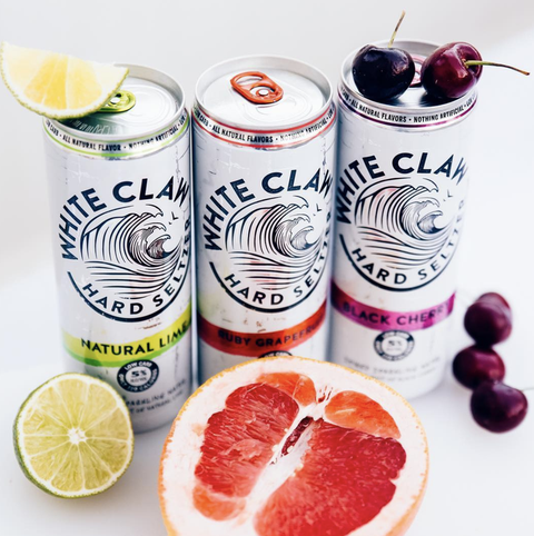 America Is Facing A White Claw Hard Seltzer Shortage