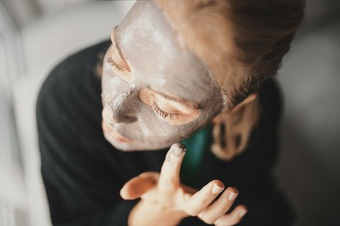 clay is a natural remedy for my skin