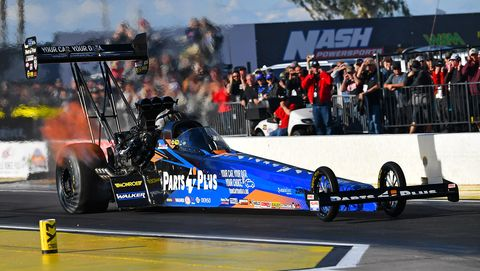 clay millican nhra mello yello