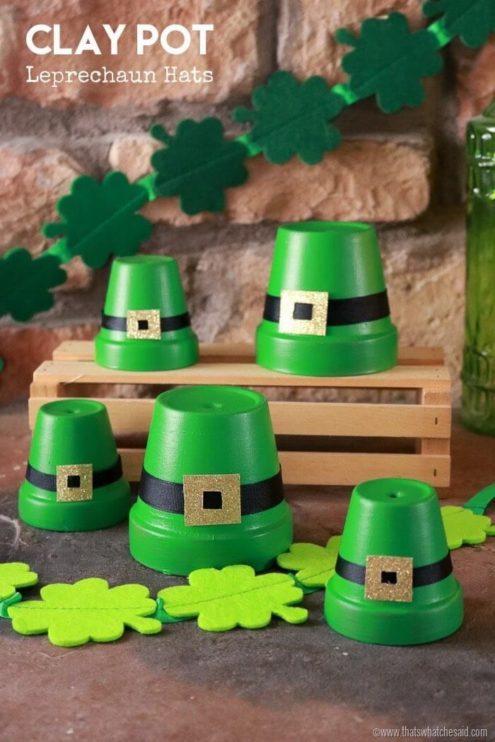 28 Easy St Patrick S Day Crafts Best Diy Ideas For St