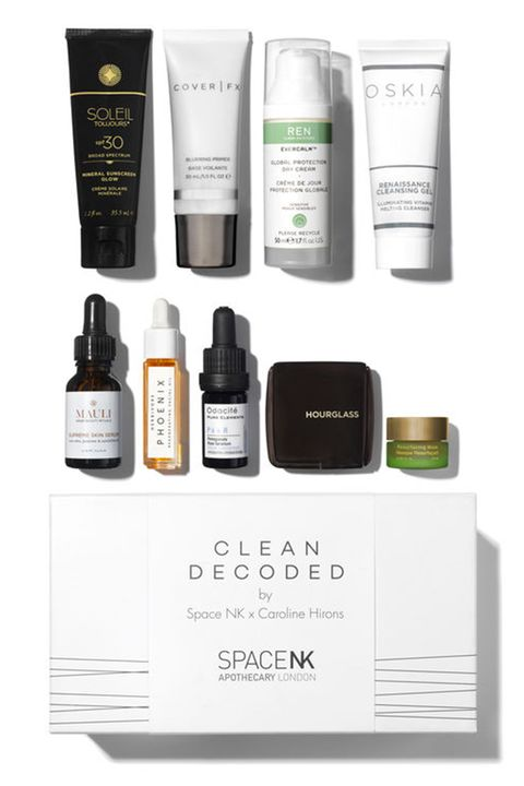 Clean Decoded By Space NK X Caroline Hirons