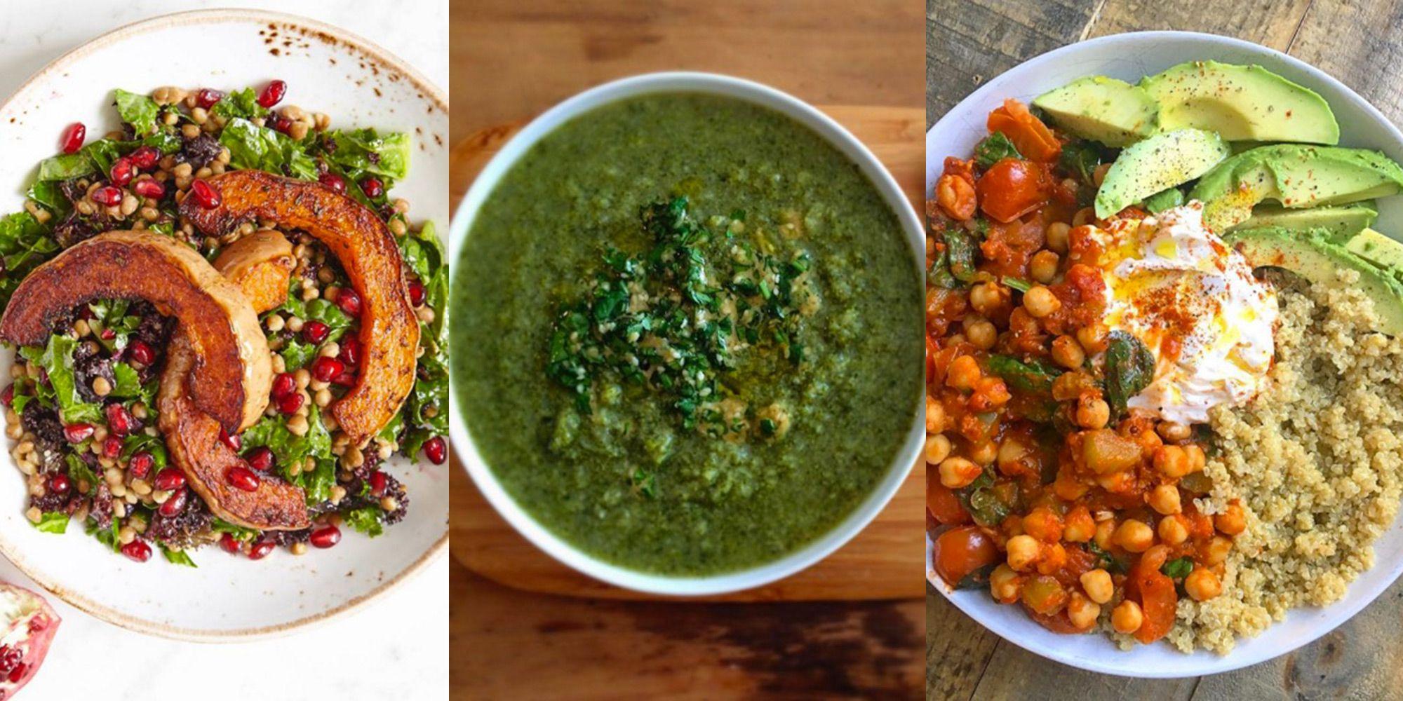 healthy food, instagram, clean eating