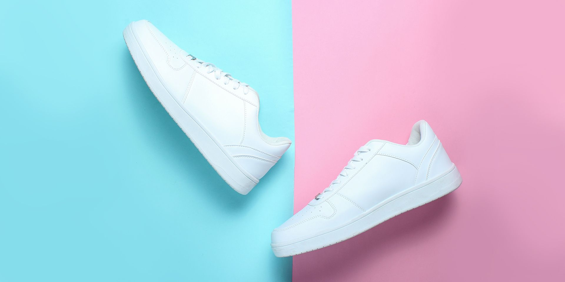 How to Clean Even the Dirtiest White Shoes