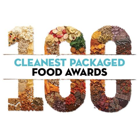 100 Cleanest Packaged Foods 2016